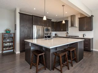Photo 5: 46 RIVIERA Way: Cochrane Row/Townhouse for sale : MLS®# C4281559