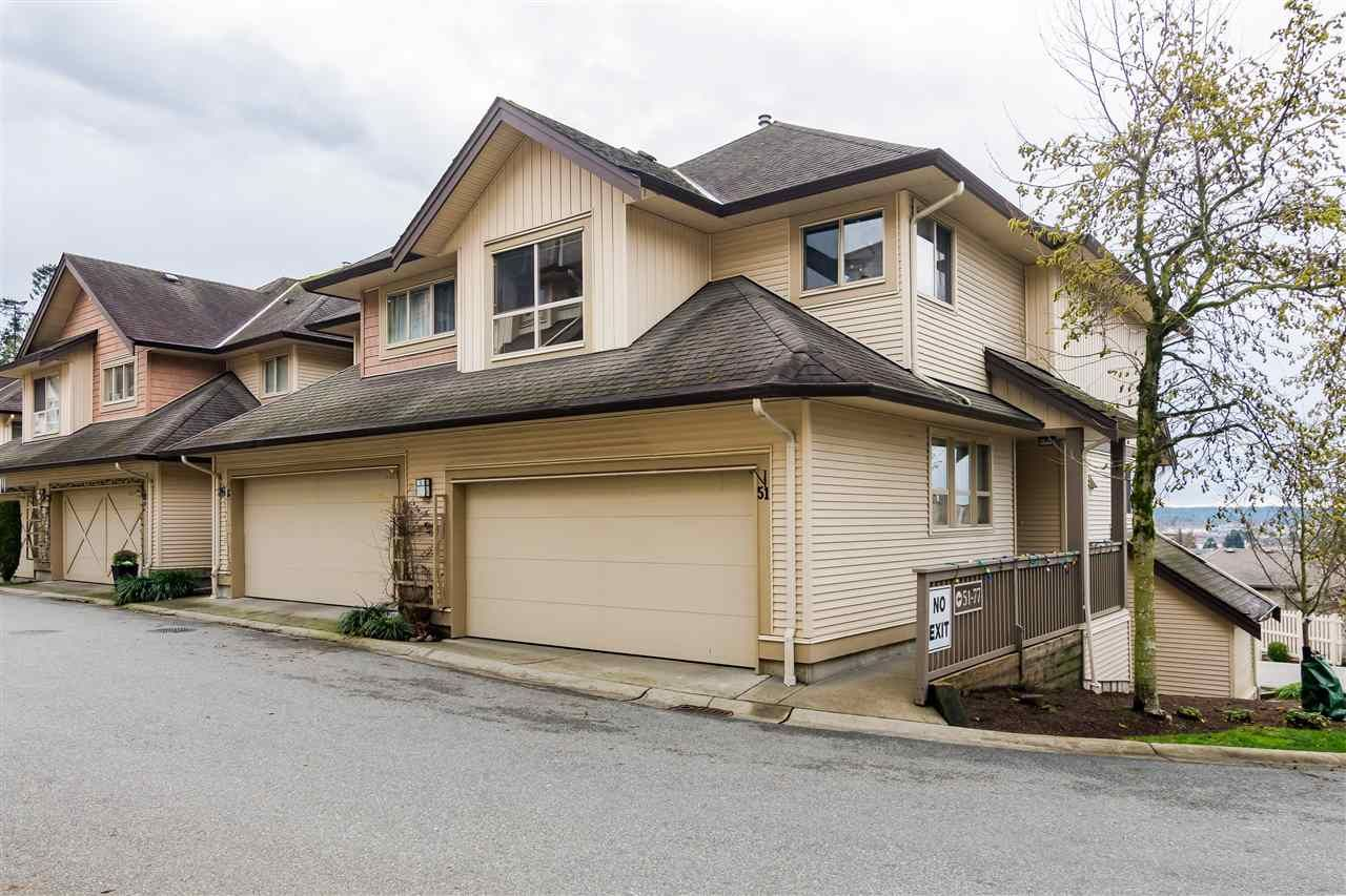 """Main Photo: 51 20350 68 Avenue in Langley: Willoughby Heights Townhouse for sale in """"Sunridge"""" : MLS®# R2523073"""