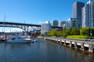 Photo 34: 607 550 PACIFIC STREET in Vancouver: Yaletown Condo for sale (Vancouver West)  : MLS®# R2518255
