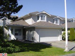 "Photo 1: 18 6478 121ST Street in Surrey: West Newton Townhouse for sale in ""SUNWOOD GARDENS"" : MLS®# F1014335"