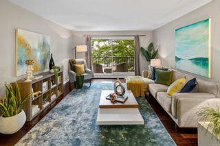 Photo 3: 211 3225 Eldon Pl in : SW Rudd Park Condo for sale (Saanich West)  : MLS®# 885953