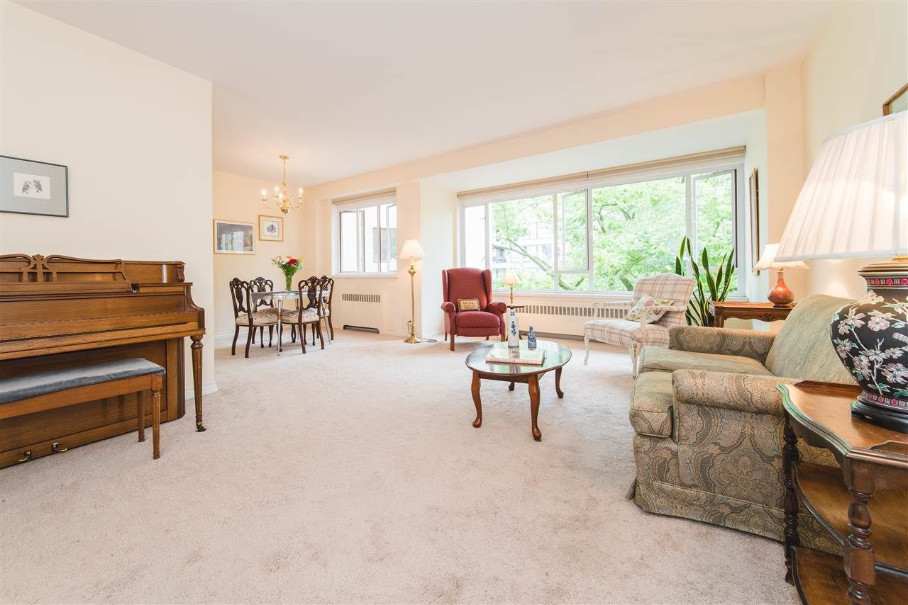 Main Photo: 307 1949 BEACH AVENUE in Vancouver: West End VW Condo for sale (Vancouver West)  : MLS®# R2420297