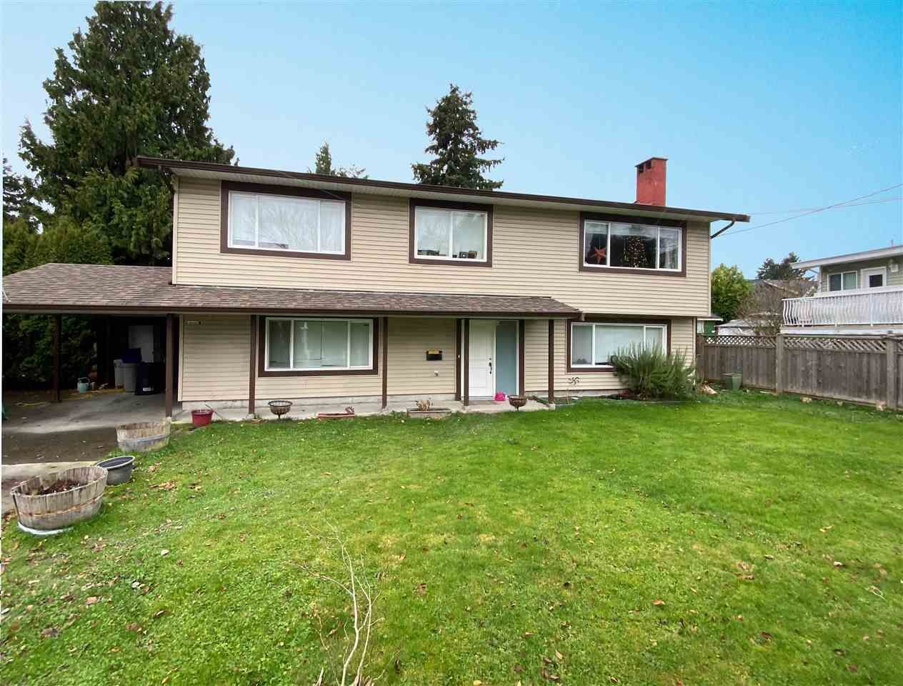 Main Photo: 4283 ARTHUR Drive in Delta: Ladner Elementary House for sale (Ladner)  : MLS®# R2522955