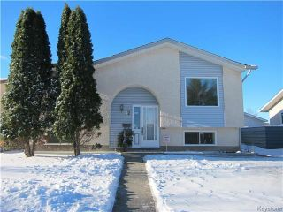 Photo 1: 82 Rizzuto Bay in Winnipeg: Mission Gardens Residential for sale (3K)  : MLS®# 1730260
