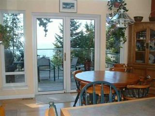 Photo 5: 1231 GOWER POINT RD in Gibsons: Gibsons & Area House for sale (Sunshine Coast)  : MLS®# V589373