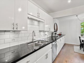 """Photo 16: 202 825 W 15TH Avenue in Vancouver: Fairview VW Condo for sale in """"The Harrod"""" (Vancouver West)  : MLS®# R2614837"""