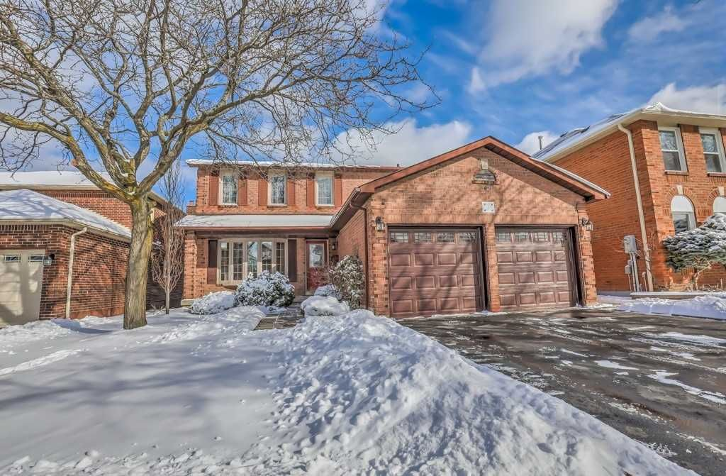 Main Photo: 5353 Swiftcurrent Trail in Mississauga: Hurontario House (2-Storey) for sale : MLS®# W5099925