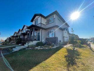 Photo 1: 2307 16 Avenue in Edmonton: Zone 30 Attached Home for sale : MLS®# E4266493