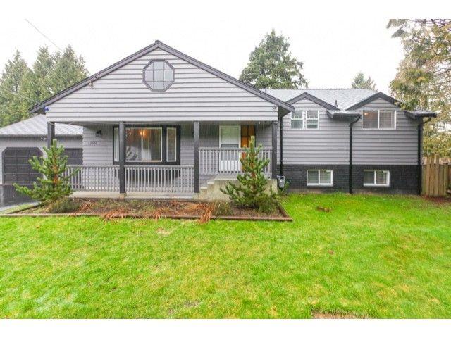 Main Photo: 12531 203RD Street in Maple Ridge: Northwest Maple Ridge House for sale : MLS®# V1102425