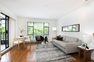 "Photo 3: 301 2226 W 12TH Avenue in Vancouver: Kitsilano Condo for sale in ""DESEO"" (Vancouver West)  : MLS®# R2585632"