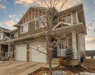 Photo 1: 42 18230 104A Street in Edmonton: Zone 27 Townhouse for sale : MLS®# E4225888