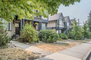 Photo 1: 780 ST. GEORGES AVENUE in North Vancouver: Central Lonsdale Townhouse for sale : MLS®# R2452292