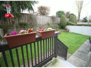 "Photo 2: 131 20820 87TH Avenue in Langley: Walnut Grove Townhouse for sale in ""SYCAMORES"" : MLS®# F1308674"