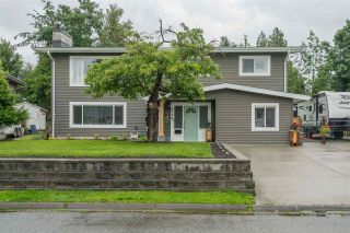 Photo 1: 2170 MOSS Court in Abbotsford: Abbotsford East House for sale : MLS®# R2470051