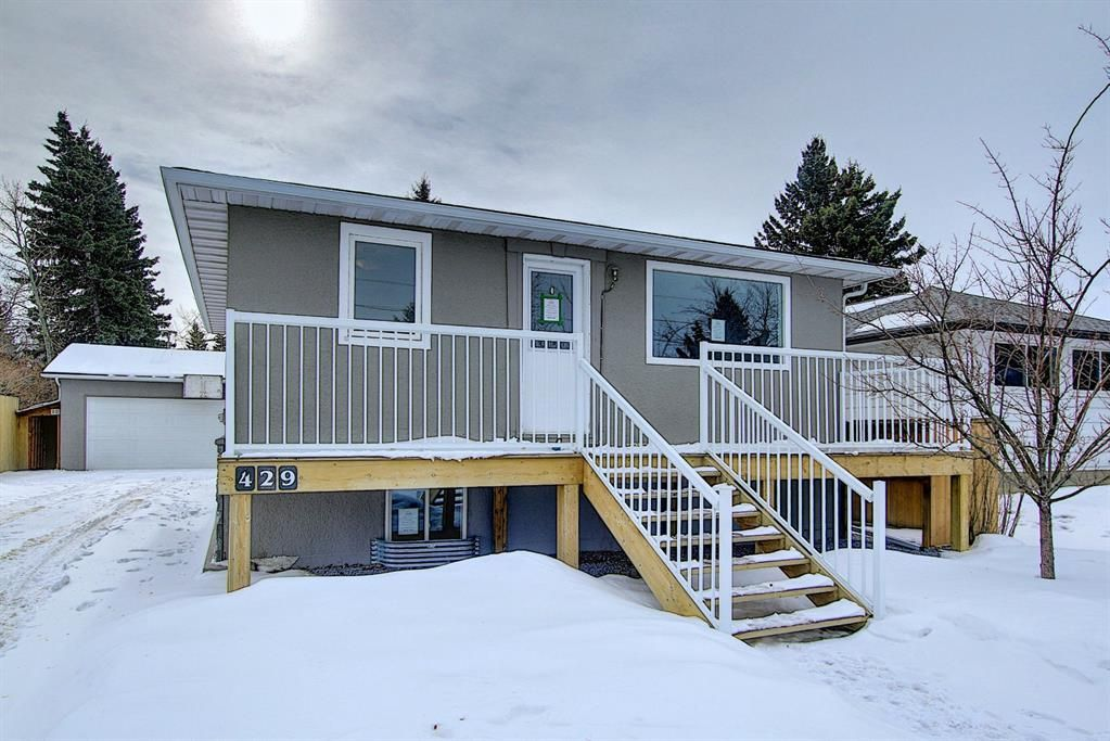 Main Photo: 429 1 Avenue NE: Airdrie Detached for sale : MLS®# A1071965