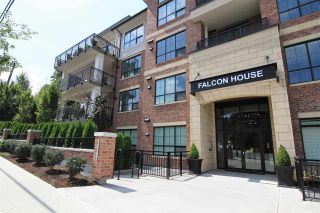 """Main Photo: 107 12367 224 Street in Maple Ridge: West Central Condo for sale in """"FALCON HOUSE"""" : MLS®# R2393138"""