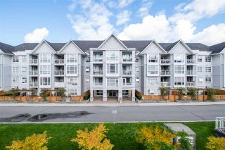 "Photo 1: 201 3142 ST JOHNS Street in Port Moody: Port Moody Centre Condo for sale in ""SONRISA"" : MLS®# R2504116"