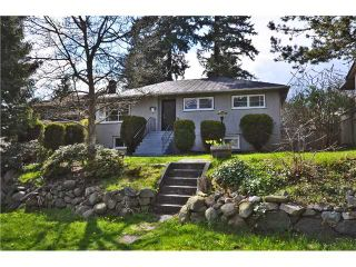 Photo 1: 8049 GILLEY Avenue in Burnaby: South Slope House for sale (Burnaby South)  : MLS®# V1001830