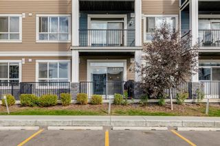 Photo 2: 110 10 Walgrove Walk SE in Calgary: Walden Apartment for sale : MLS®# A1151211
