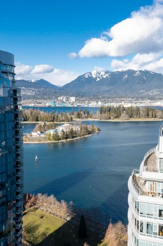 """Photo 33: 403 1205 W HASTINGS Street in Vancouver: Coal Harbour Condo for sale in """"Cielo"""" (Vancouver West)  : MLS®# R2617996"""