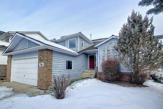 Main Photo: 16 Evergreen Gardens SW in Calgary: Evergreen Detached for sale : MLS®# A1072700