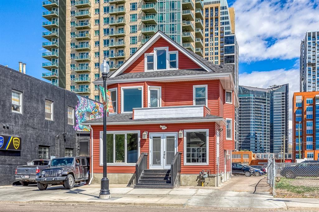Main Photo: 222 17 Avenue SE in Calgary: Beltline Mixed Use for sale : MLS®# A1112863