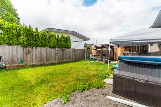 Photo 34: 45470 BERNARD Avenue in Chilliwack: Chilliwack W Young-Well House for sale : MLS®# R2593211