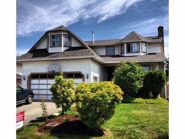 Main Photo: 3358 NAKUSP DRIVE in : Abbotsford West House for sale : MLS®# F1316208