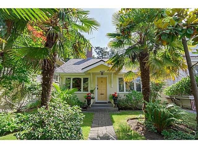 Main Photo: 4622 Walden Street in Vancouver: Main House for sale (Vancouver East)  : MLS®# V1072995