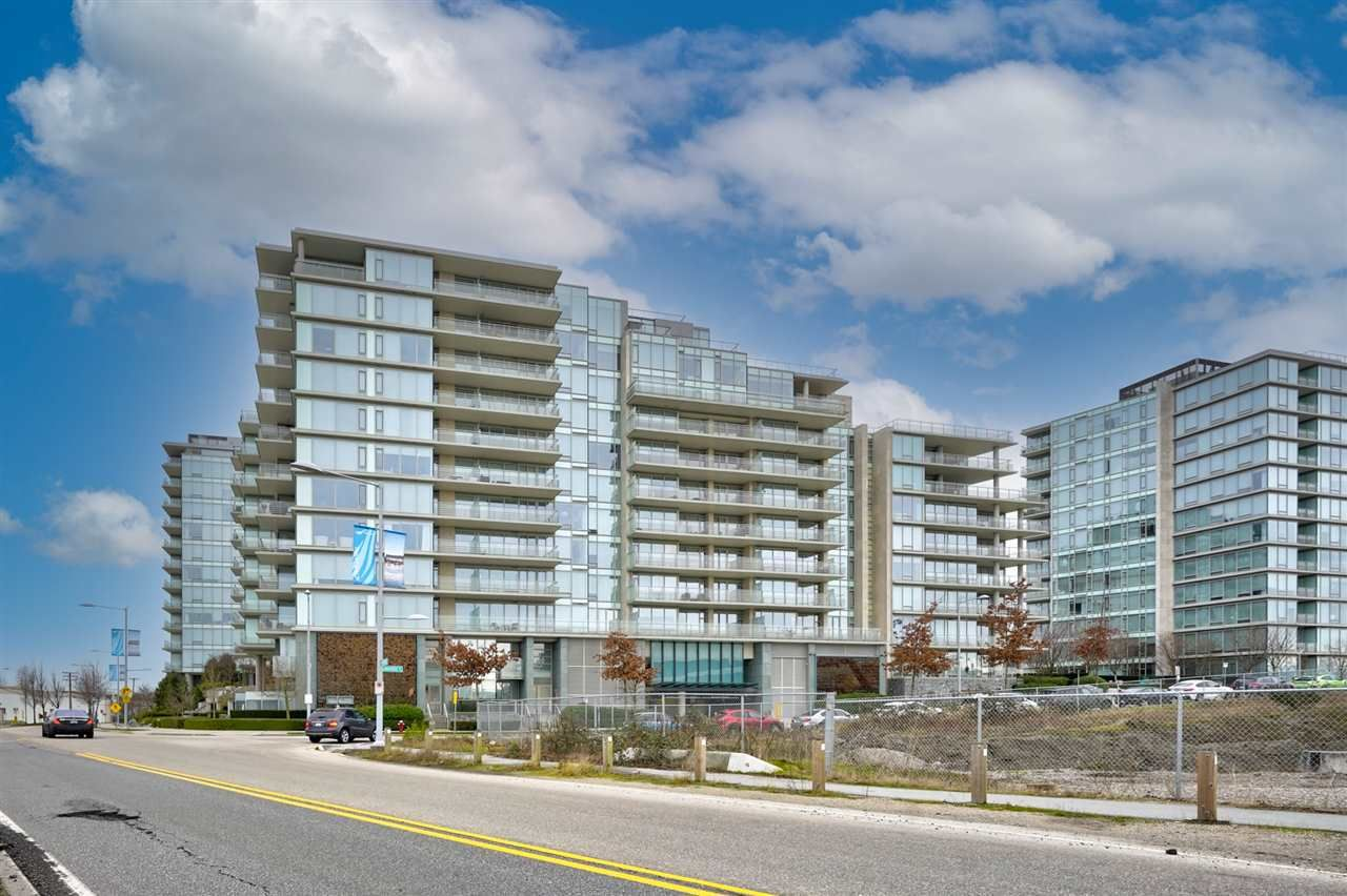 """Main Photo: 206 5199 BRIGHOUSE Way in Richmond: Brighouse Condo for sale in """"River green"""" : MLS®# R2554125"""