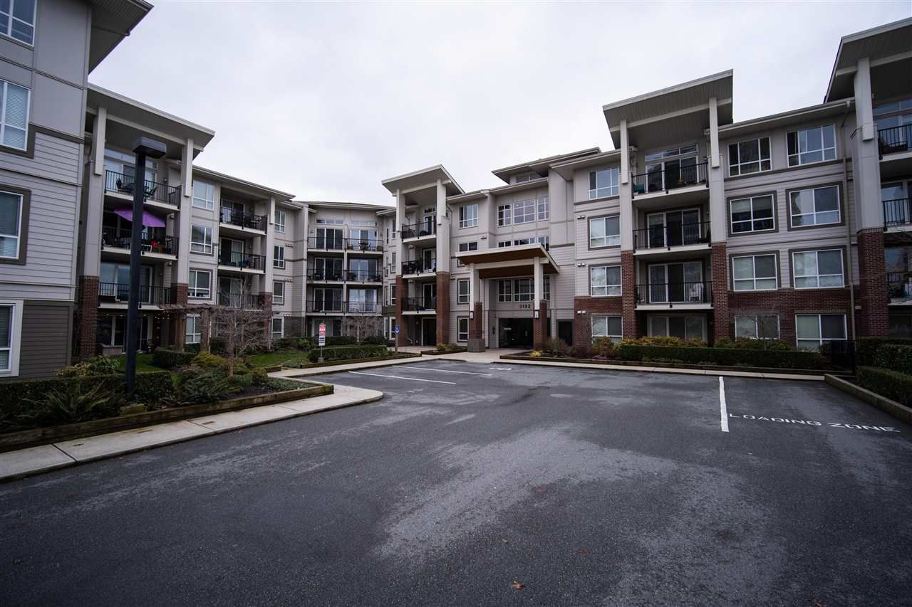 "Main Photo: 404 3192 GLADWIN Road in Abbotsford: Central Abbotsford Condo for sale in ""BROOKLYN"" : MLS®# R2463286"