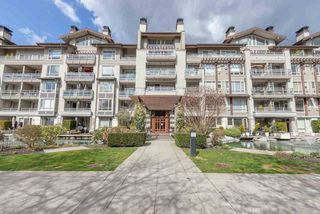 "Photo 1: 311 580 RAVEN WOODS Drive in North Vancouver: Roche Point Condo for sale in ""SEASONS"" : MLS®# R2559082"