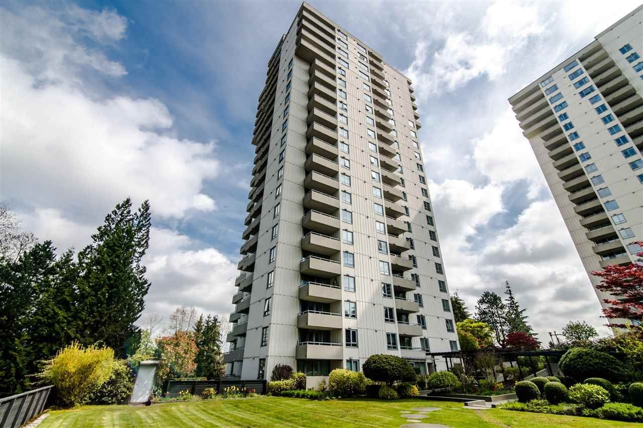 Main Photo: 607 4160 SARDIS STREET in : Central Park BS Condo for sale : MLS®# R2363386