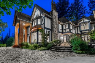 Photo 1: 4555 PICCADILLY NORTH in West Vancouver: Caulfeild House for sale : MLS®# R2596778