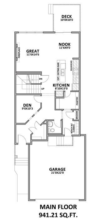 Photo 42: 1042 BERG Place: Leduc House for sale : MLS®# E4266098