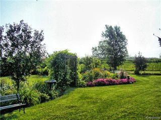 Photo 20: 1145 Schapansky Road in Ile Des Chenes: Residential for sale : MLS®# 1610449