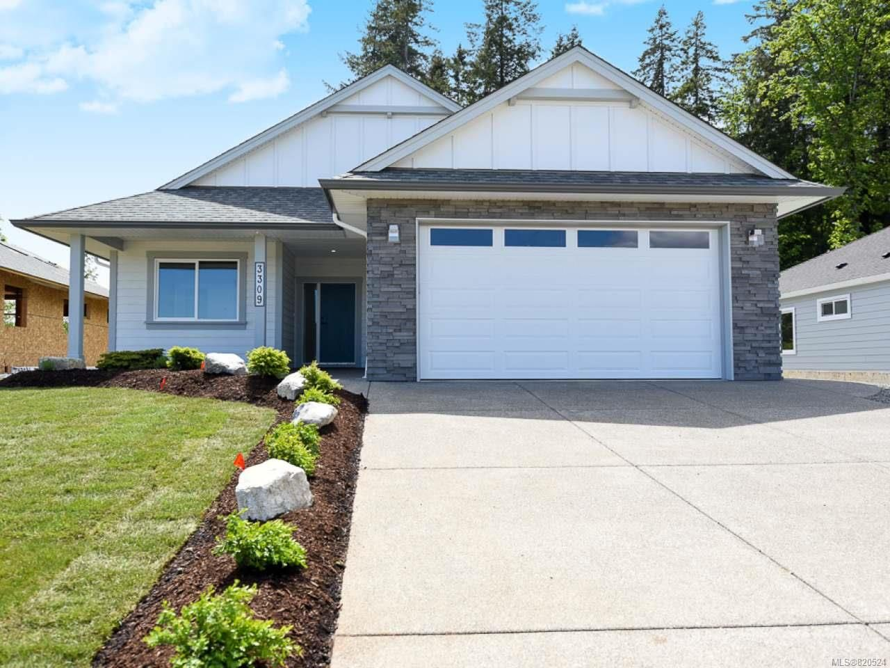 Main Photo: 3309 Harbourview Blvd in COURTENAY: CV Courtenay City House for sale (Comox Valley)  : MLS®# 820524