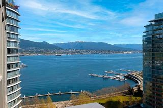 """Main Photo: 2004 1205 W HASTINGS Street in Vancouver: Coal Harbour Condo for sale in """"Cielo"""" (Vancouver West)  : MLS®# R2600723"""