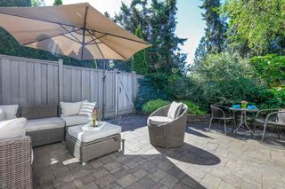 "Photo 1: 3472 WEYMOOR Place in Vancouver: Champlain Heights Townhouse for sale in ""MOORPARK"" (Vancouver East)  : MLS®# R2281219"