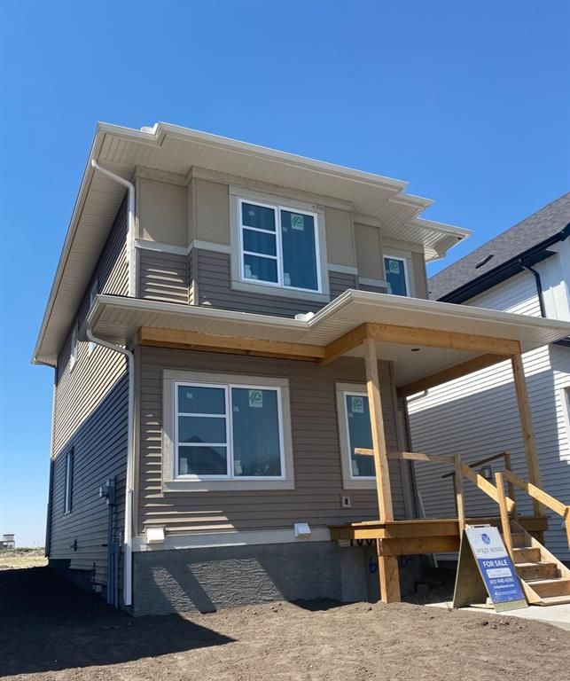 Main Photo: 641 Reynolds Crescent SW: Airdrie Detached for sale : MLS®# A1139302
