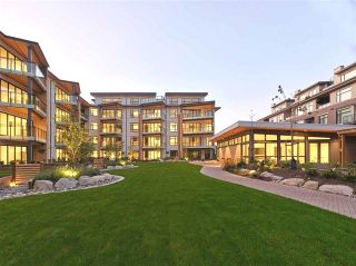 Photo 1: 113 300 SALTER STREET in New Westminster: Queensborough Condo for sale