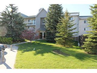Photo 1: 110 Plaza Drive in WINNIPEG: Fort Garry / Whyte Ridge / St Norbert Condominium for sale (South Winnipeg)  : MLS®# 1513202