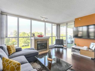 """Photo 5: 404 2138 MADISON Avenue in Burnaby: Brentwood Park Condo for sale in """"MOSAIC / RENAISSANCE"""" (Burnaby North)  : MLS®# R2212688"""