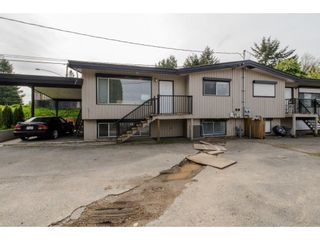Photo 1: 2317 - 2319 SOUTHDALE Crescent in Abbotsford: Abbotsford West Duplex for sale : MLS®# R2080109