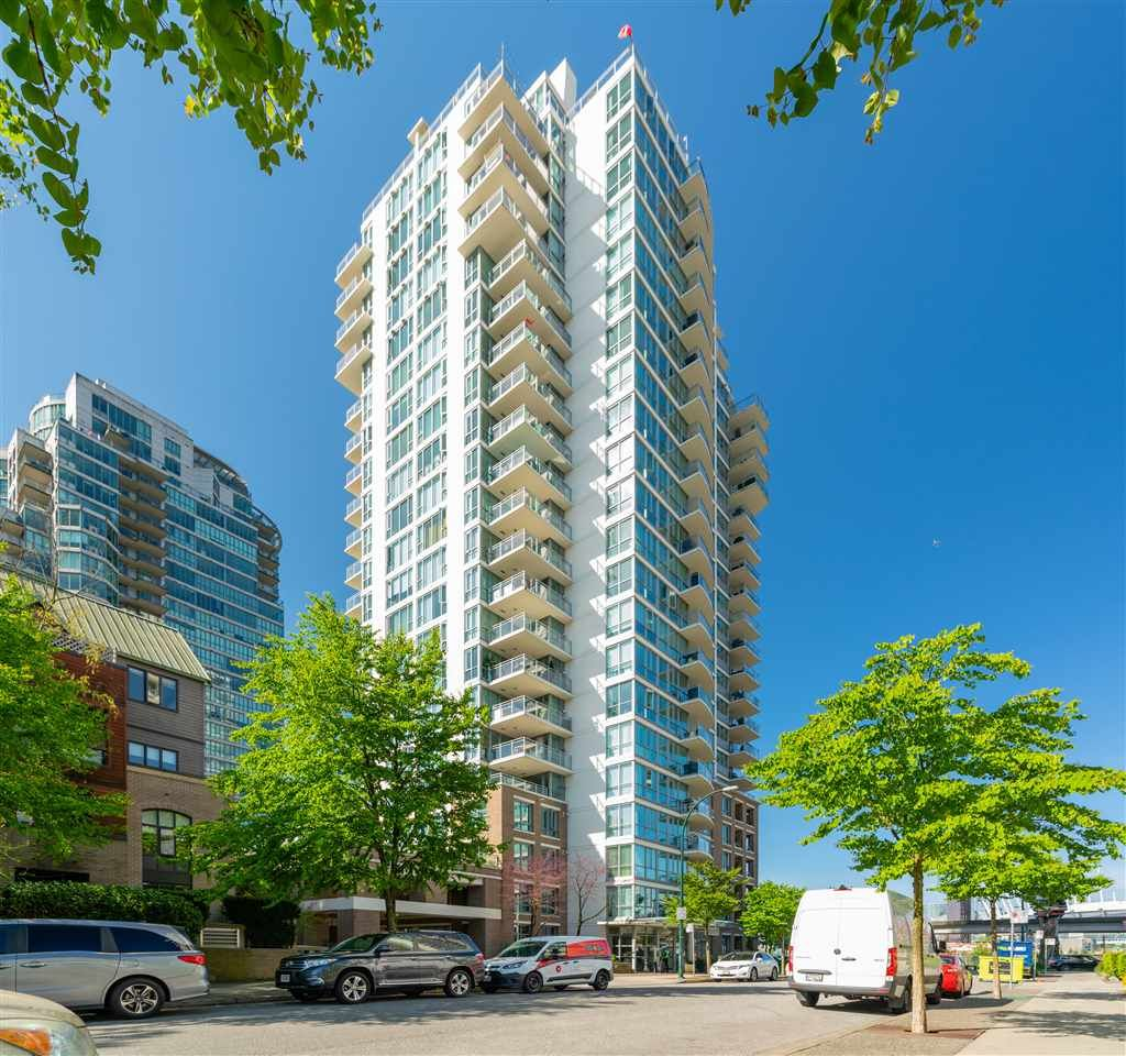 "Main Photo: 2003 120 MILROSS Avenue in Vancouver: Mount Pleasant VE Condo for sale in ""THE BRIGHTON BY BOSA"" (Vancouver East)  : MLS®# R2570867"