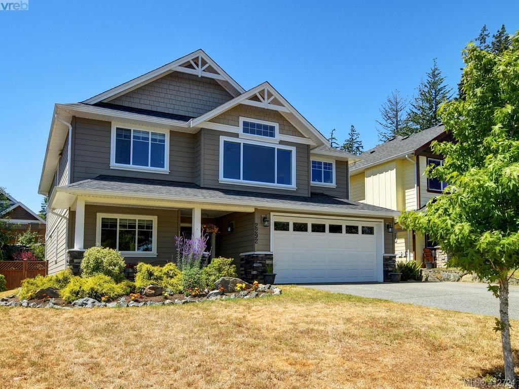Main Photo: 2292 N French Rd in SOOKE: Sk Broomhill House for sale (Sooke)  : MLS®# 818356