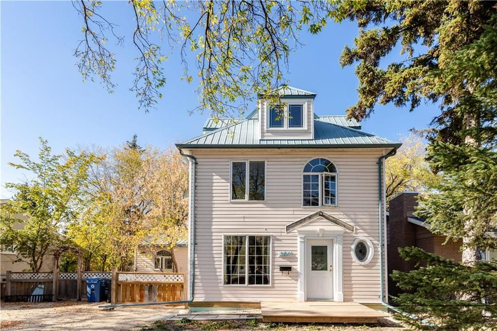 Main Photo: 364 Whytewold Road in Winnipeg: Silver Heights Residential for sale (5F)  : MLS®# 202124651