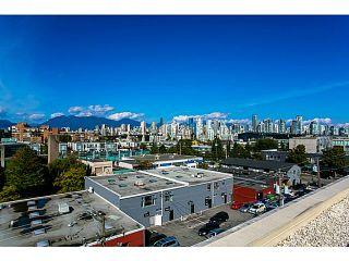 Photo 18: # 509 1635 W 3RD AV in Vancouver: False Creek Condo for sale (Vancouver West)  : MLS®# V1026731