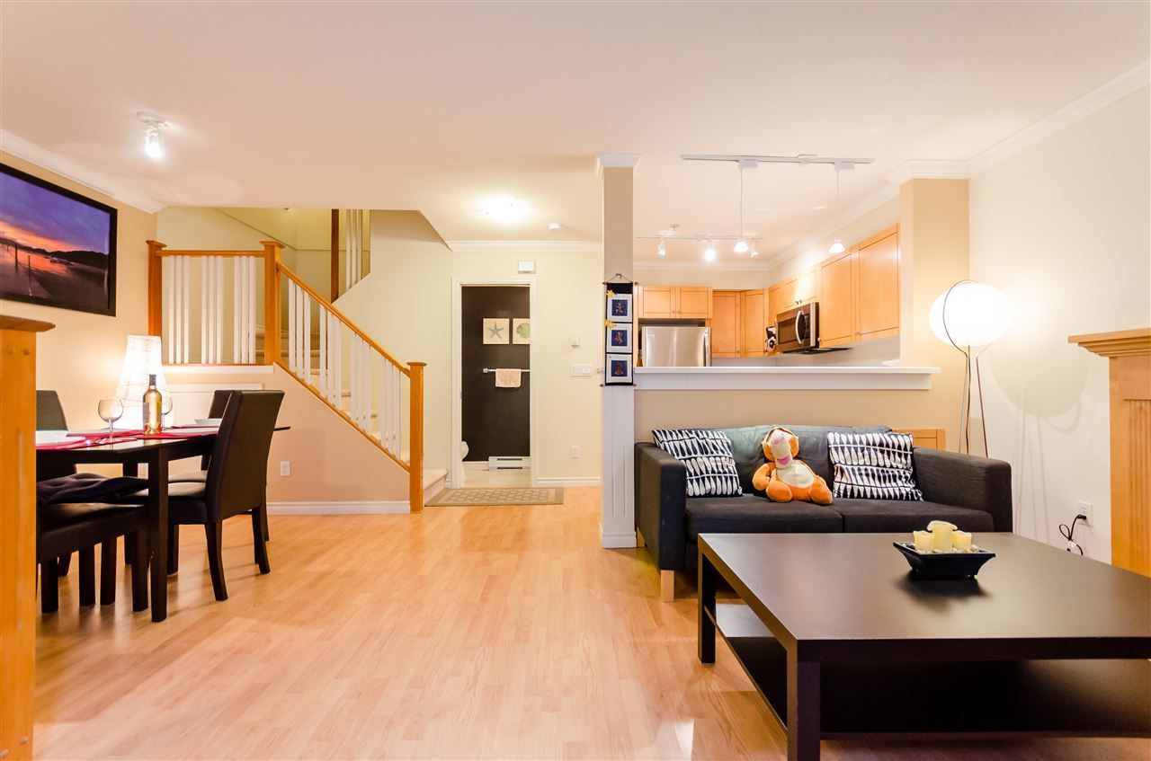 """Main Photo: 25 7128 STRIDE Avenue in Burnaby: Edmonds BE Townhouse for sale in """"Riverstone"""" (Burnaby East)  : MLS®# R2220660"""