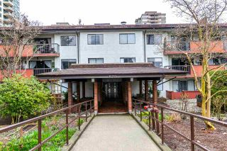 Photo 2: 303 620 EIGHTH AVENUE in New Westminster: Uptown NW Condo for sale ()  : MLS®# R2149785
